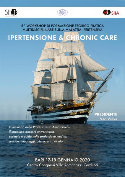 ClabMeeting - Ipertensione e chronic care