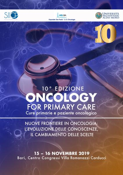 ClabMeeting - Oncology for Primary Care