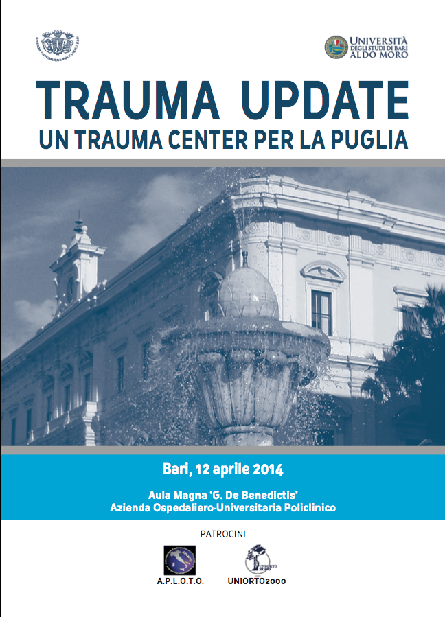 ClabMeeting - TRAUMA UPDATE BARI