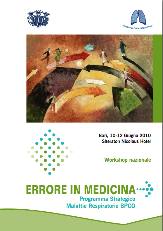 ClabMeeting - ERRORE IN MEDICINA