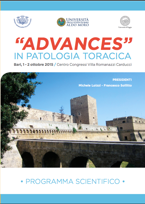 ClabMeeting - ADVANCES IN PATOLOGIA TORACICA