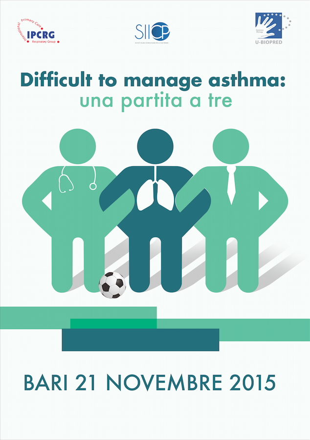 ClabMeeting - DIFFICULT TO MANAGE ASTHMA