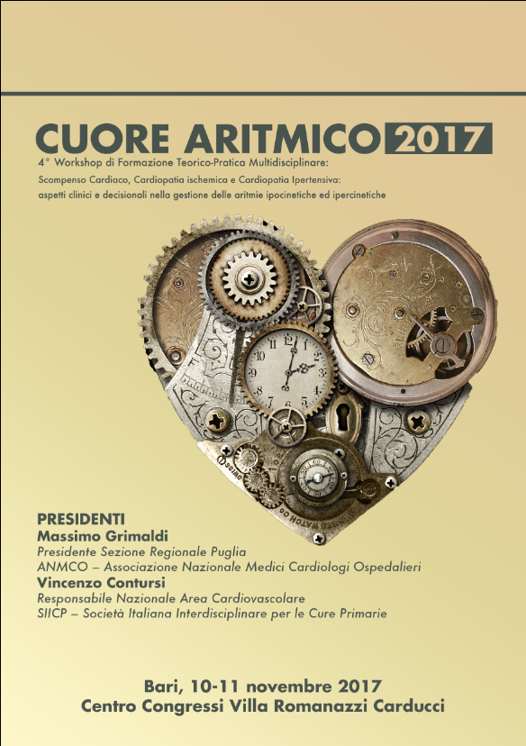 ClabMeeting - CUORE ARITMICO 2017